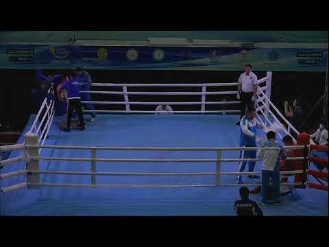 V Республиканская спартакиада по боксу среди мужчин, г. Кызылорда-2019 (04.05.2019)