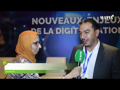 Video : Enjeux de la digitalisation : Tarik Fadli, président cofondateur de La Marocaine des e-services