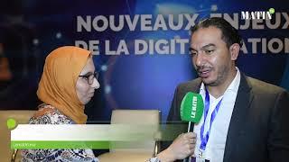 Enjeux de la digitalisation : Tarik Fadli, président cofondateur de La Marocaine des e-services