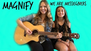 Magnify by We Are Messengers (cover)
