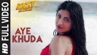 AYE KHUDA (Duet) Video Song | ROCKY HANDSOME | John Abraham, Shruti Haasan | T-Series