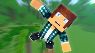 Minecraft Animação - CONSTRUÇÃO MALUCA !! (Minecraft Animation)