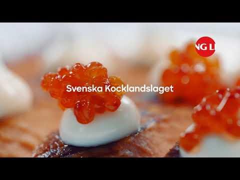 Viking Line presenterar Svenska Kocklandslaget 16s