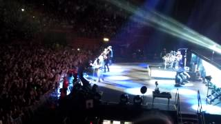 Nickelback - When we stand  together live