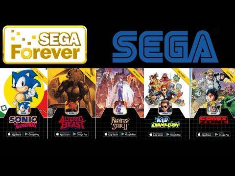 SEGA FOREVER: Especial