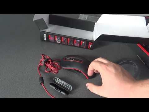 Unboxing kit Tastatura mouse si casti de la RedDragon