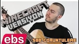 """Youtuberların Düşüşü """"Despacito"""" Parodi - Minecraft Versiyon"""