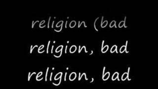 Godsmack - Bad Religion (Lyrics)