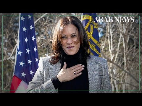 Kamala Harris: America's next vice president