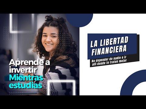 Inversión para Estudiantes Latinoamérica - Colaboración con LaLibertadFinanciera.Online