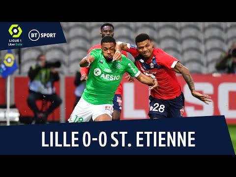 Lille vs St. Etienne (0-0) | Frantic Final Five Not Enough | Ligue 1 Highlights