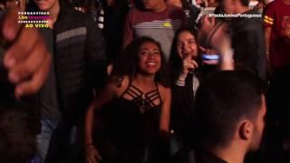 Transmissão Live Festa Junina  da Portuguesa, MC Lan Mão no Joelho