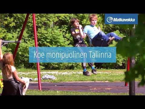 Matkavekka - Lapsiperheiden Tallinna