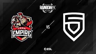 Team Empire vs. PENTA – Kafe – Rainbow Six Pro League – Season X – EU