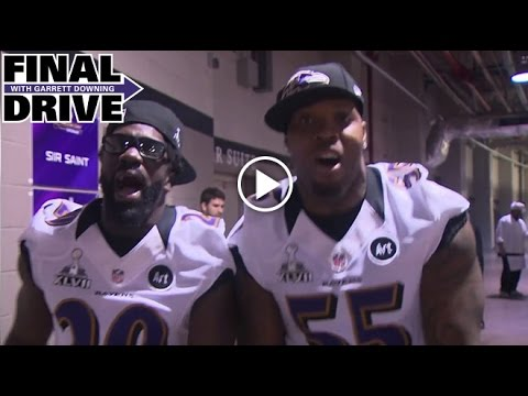 Final Drive: Flashback To Terrell Suggs Wired At Media Day