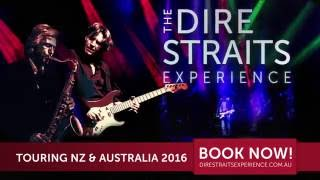 THE DIRE STRAITS EXPERIENCE - The Worlds Greatest Dire Straits Show!