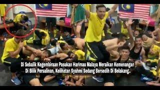 Kenapa Syahmi Bersedih, Pasukan Harimau Malaya