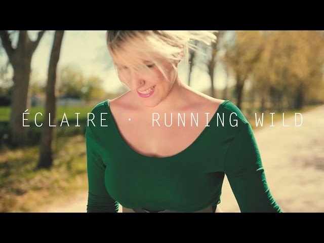 "Vídeo oficial de ""Running Wild"" de Éclaire"