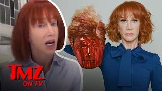 Secret Service Investigating Kathy Griffin's Trump Photo   TMZ TV