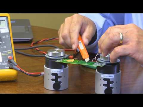 IDT WP3W-RK Wireless Power Kit Start-up and Coil Removal