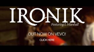 Ironik - Die For You (Video Teaser)