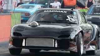 Mazda RX7 Madmax 26B TURBO - 750HP