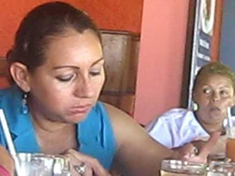 Eating. Montelimar SCJ Nicaragua.avi
