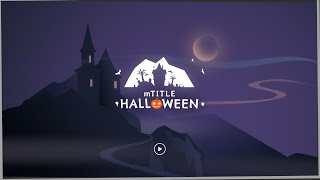 mTitle Halloween FCPX Plugin - Beautiful Halloween Final Cut Pro X Titles - MotionVFX