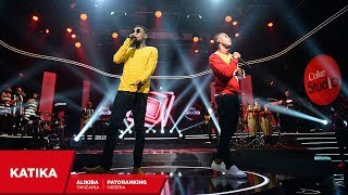 Alikiba, Patoranking  and Masterkraft: Katika– Coke Studio Africa