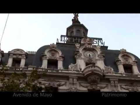 Recorrido turístico de Buenos Aires
