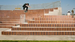 Jordan Maxham Welcome To Mystery | TransWorld SKATEboarding