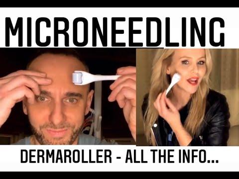 Microneedling / dermaroller