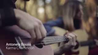 Antonela Bossio - Karma chameleon (cover version acoustic) AB