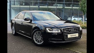 LB66OKS AUDI A8 L TDI QUATTRO SE EXECUTIVE  , West London Audi