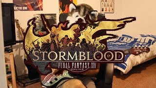 Final Fantasy XIV goes Rock - Stormblood Boss Dungeon Theme