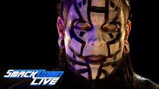 """Jeff Hardy """"sees"""" Shinsuke Nakamura: SmackDown LIVE, June 19, 2018"""