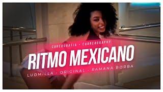 Ritmo mexicano - MC GW (Kondzilla) / Coreografia