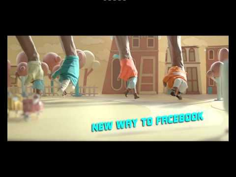 New Way To Facebook (Street)