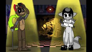 FNAF vs BATIM_ animation _ (original meme?!) ;w;