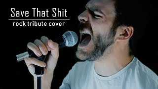 Lil Peep - Save That Shit (Rock Tribute Cover)