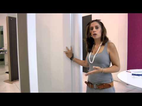 סרטון: פרזול דלתות - מנגנוני נעילה, צירים וידיות