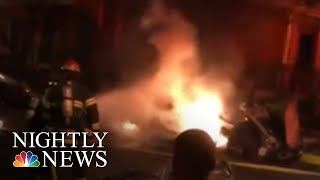 Pennsylvania Car Explosion Kills Three, Prompting FBI Investigation | NBC Nightly News
