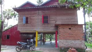 Vila Doun Ouv - Siem Reap - Camboja