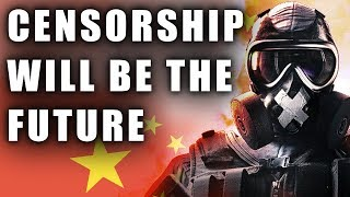 Censoring Video Games for China will be the Norm!