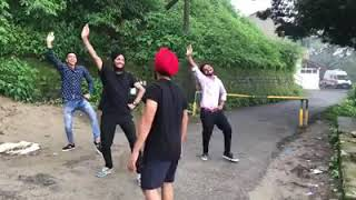 NAAR(from IK C PAGAL)Boys Bhangra on floor|BABBU MAAN|Latest Videos 2018