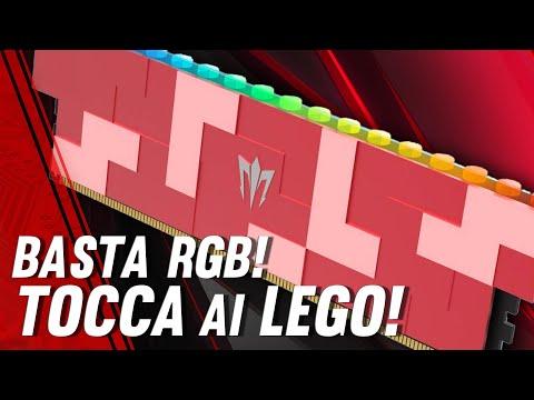 Basta RGB, ora avremo le RAM DDR5 di LEG …