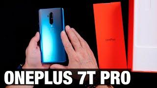 Vidéo-Test : OnePlus 7T Pro : unboxing, présentation et premier avis