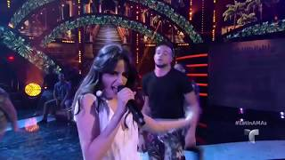 Camila Cabello - Havana Live (Latin American Music Awards 2017) Spanglish Version