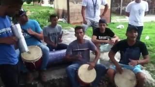 Tambores Song Guayense ensayo día domingo 3/07