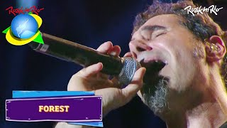 System Of A Down - Forest LIVE【Rock In Rio 2015 | 60fpsᴴᴰ】